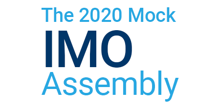 The 2020 IMO Model Assembly
